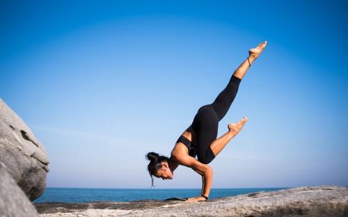 Så här bra balans kan du få om du tränar hårt